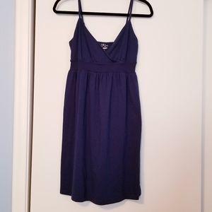 Old Navy navy blue dress